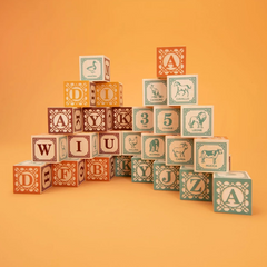Italian Blocks 28 Set