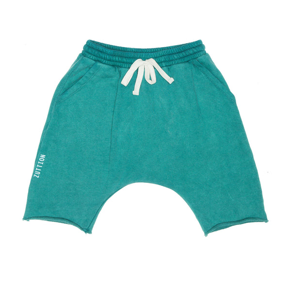 Zuttion Track Short Forest Green