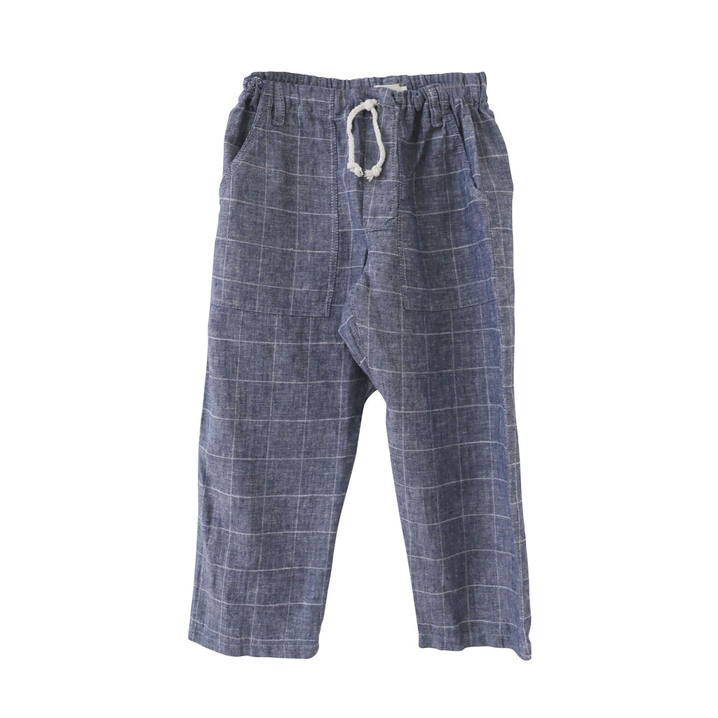 Vernon Army Pants Chambray