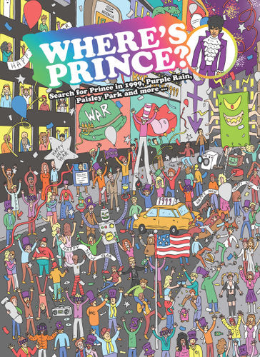 Where's Prince? - Aisling Coughlan