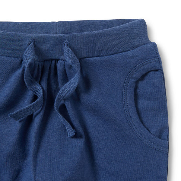 Pocket Slouch Pant True Navy