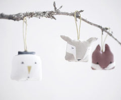 Soft Ornaments, Animals