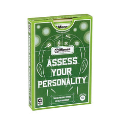 Mensa - Assess Your Personality