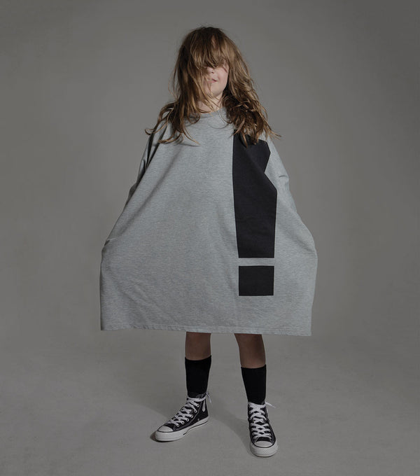 Nununu Exclamation Box Dress