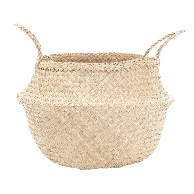 Olli Ella Belly Basket Natural 42cm