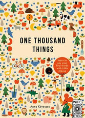 One Thousand Things - Anna Kovecses
