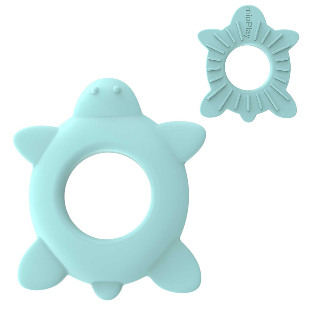MioPlay Teething Toy Turtle