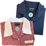 School & Work Uniform Cloth Harmonizer Patch