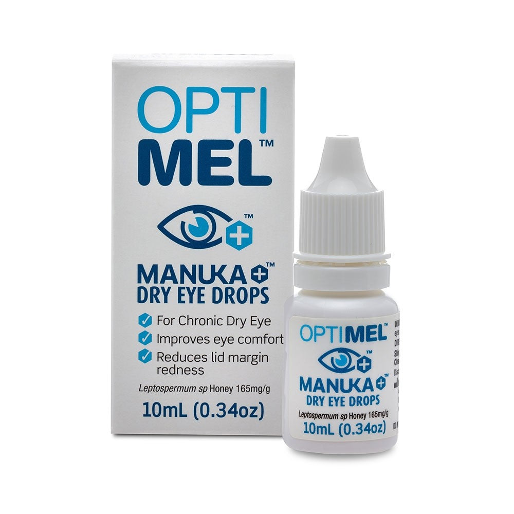 Optimel Manuka + Dry Eye Drops