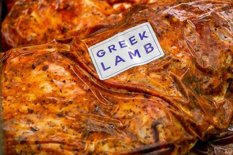 Lamb Noisette Greek - Neils Meats