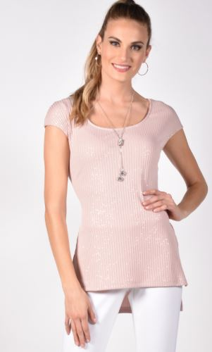 007 Frank ($155.00) Lyman Blush/Silver Top