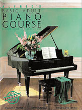 Alfred's Basic Adult Piano Lesson Book 2