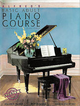 Alfred's Basic Adult Piano Lesson Book 3