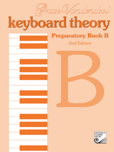 Keyboard Theory Preparatory Series, 2nd Edition: Book B
