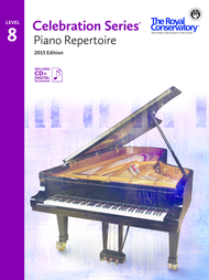 Celebration Series Piano Repertoire Level  8