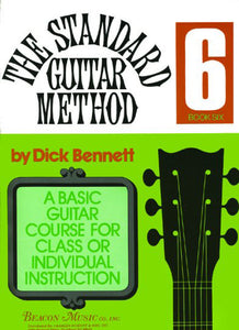 The Standard Guitar Method Book 6