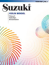 Suzuki Violin School, Volume 3