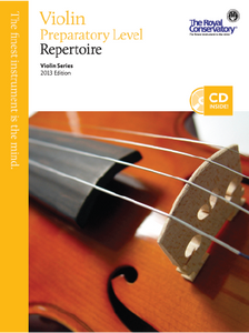 Preparatory Violin Repertoire