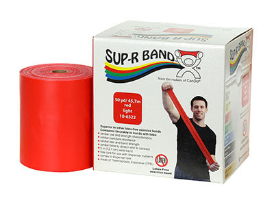 Sup-R Band Latex Free Exercise Band