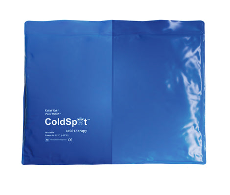 "Relief Pak ColdSpot™ Blue Vinyl Packs - standard - 11"" x 14"""