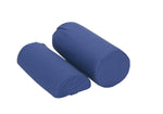 "Lumbar back support roll round, 10.75"" x 4.75"" w/removable cover"