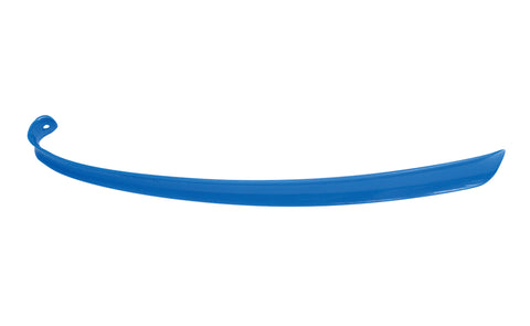 Flexible plastic shoehorn, 24 inch