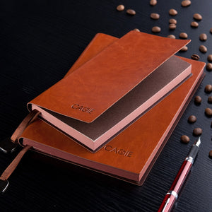 A6/A5/B5 Business Notebook and Journal Office Diary Agenda Planner Organzier Handbook Line Dot Note Book Stationery Notepad Kit