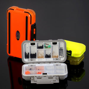 Fly Fishing Tackle Accessories Storage Case Box Organzier for Lure Baits Hook 2019