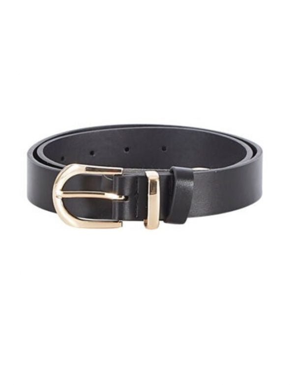 Vogue belt - black SM