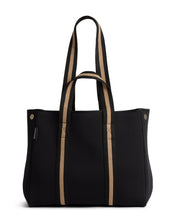 Load image into Gallery viewer, The Gigi bag - black/beige