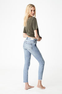 Alissa Ankle Skinny jeans