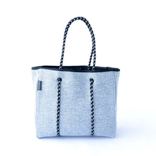 Load image into Gallery viewer, The Portsea bag - light grey/marble