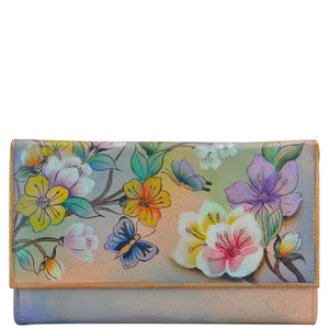 Multipocket Clutch Wallet - 1043