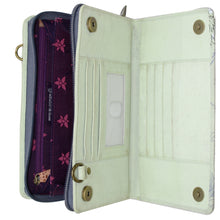 Load image into Gallery viewer, Organizer Wallet Crossbody - 1149