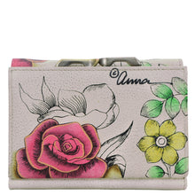 Load image into Gallery viewer, Ladies Three Fold Wallet - 1850