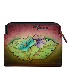 Load image into Gallery viewer, Two Fold Clutch Wallet - 1854