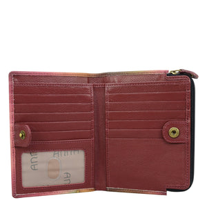 Two Fold Clutch Wallet - 1854