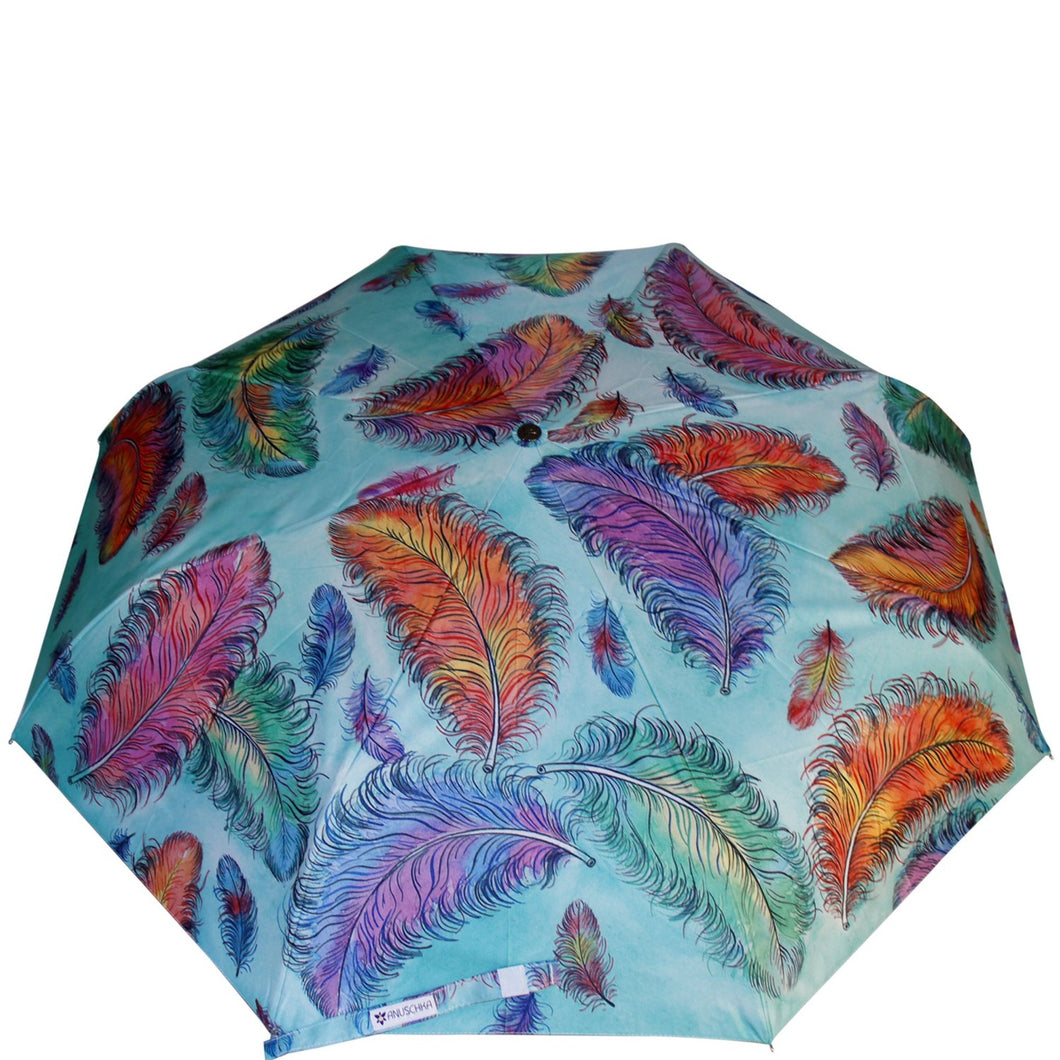 Auto Open/ Close Printed Umbrella - 3100
