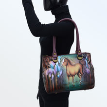 Load image into Gallery viewer, Triple Compartment Medium Tote - 626