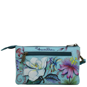 Organizer Crossbody With RFID Protection - 637