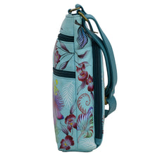 Load image into Gallery viewer, Crossbody With Front Zip Organizer - 651