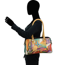 Load image into Gallery viewer, Multi Compartment Satchel - 8038