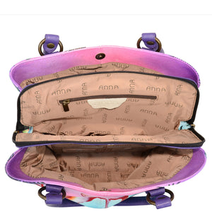 Multi compartment Satchel - 8288