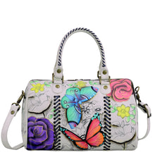 Load image into Gallery viewer, All Round Zip Satchel - 8319
