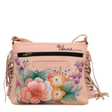 Load image into Gallery viewer, Fringed Flap Crossbody - 8335