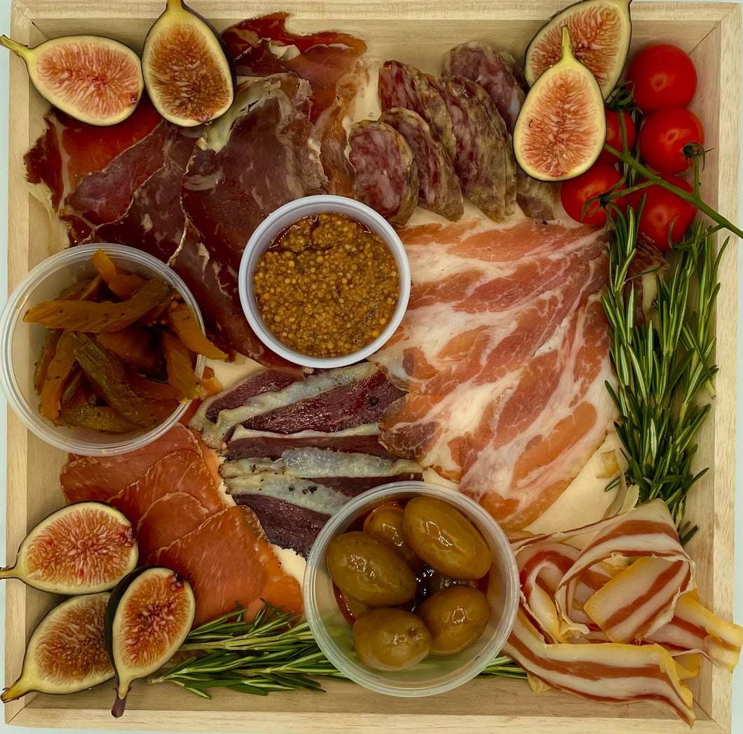 Salumi Board (MEAT ONLY)