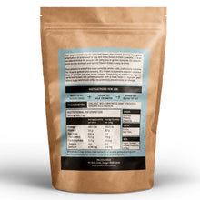 BROWN RICE PROTEIN - Natural Flavoured Organic Sprouted Brown Rice Protein - Paleolicious
