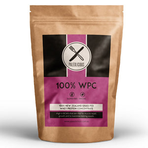 100% WPC Protein - Best Whey Protein Concentrate Online 2019