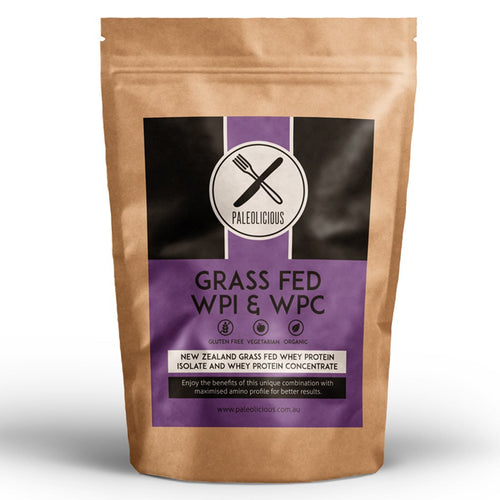 WPI VS WPC - Grass Fed Whey Protein Isolate & Whey Protein Concentrate