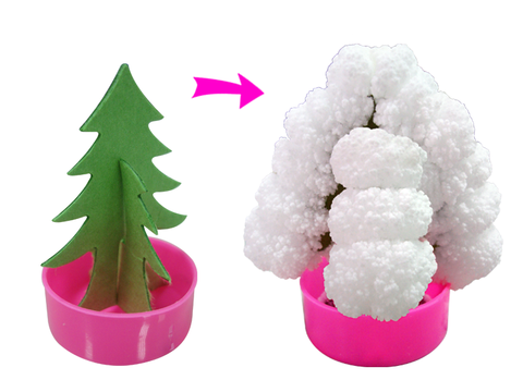 Crystal Christmas Tree Kit